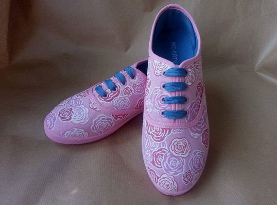 Hey, I found this really awesome Etsy listing at https://www.etsy.com/ru/listing/489439945/hand-painted-sneakers-pink-canvas-shoes