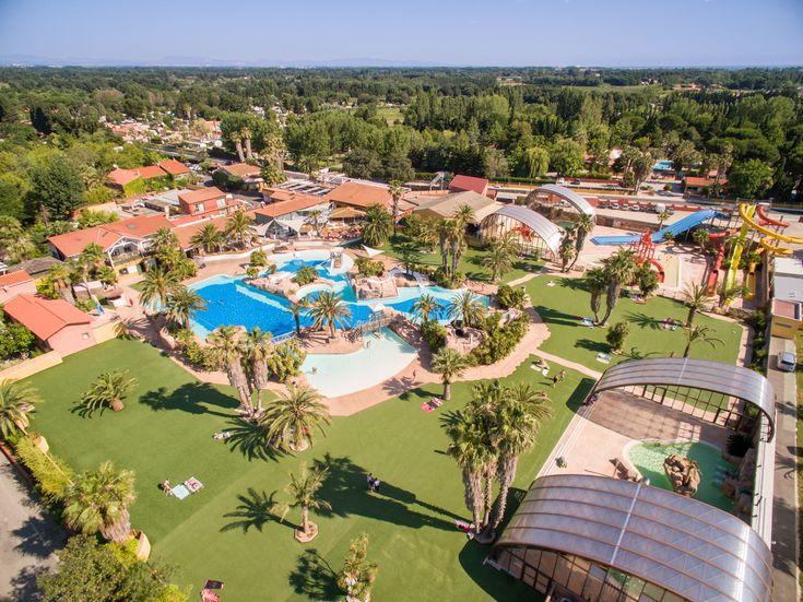 14 best Parc aquatique Camping la Sirène images on Pinterest - camping a marseillanplage avec piscine
