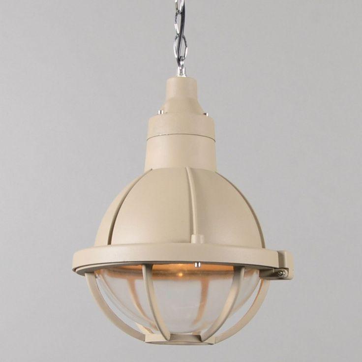 Hanglamp Stork III beige - Hanglampen - Binnenverlichting - Kaphoogre 37 cm € 179,-