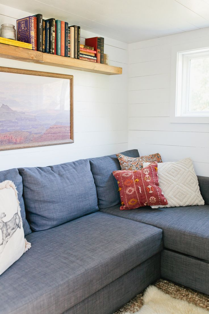 Tour This Creative Coupleu0027s Tiny House (and Prepare To Be Incredibly  Jealous. Home Living RoomLiving ... Part 94