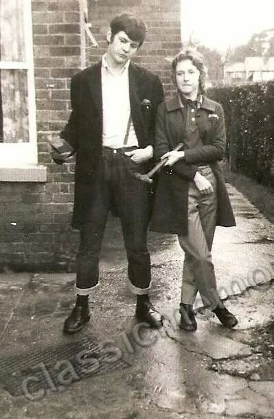 original skinheads. that was the times…                                                                                                                                                                                 More