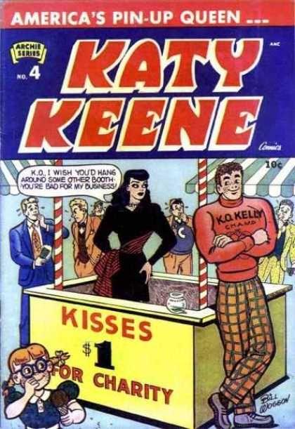 Katy Keene #4