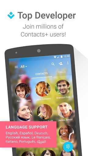 Contacts  Pro v5.51.1 (Plus)   Contacts  Pro v5.51.1 (Plus)Requirements:2.3 and upOverview:Contacts is the worlds leading contacts (phone book) and dialer app powered with caller ID spam block and contacts backup - all in one place. Known & loved by over 10 million users worldwide Contacts is brought to you by the Contacts Plus Team - awarded top developer on Google Play!  Contacts is the worlds leading contacts (phone book) and dialer app powered with caller ID spam block and contacts…