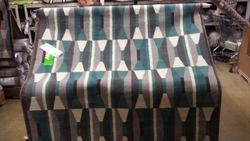 Ikea rug for lounge