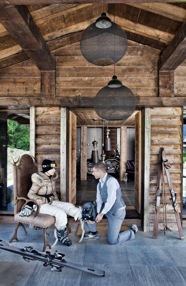 Les 125 meilleures images du tableau ambiance chalet et for Cabine colorado aspen