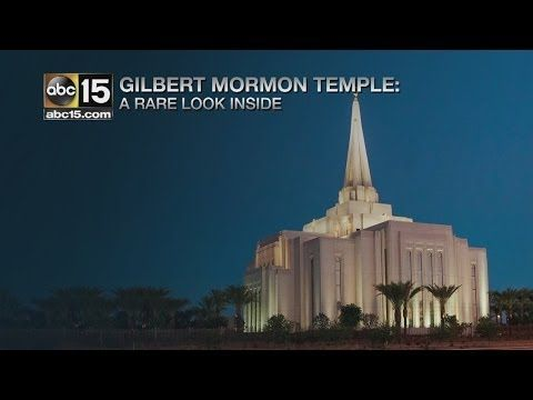 Inside the Gilbert Mormon Temple Part I. This ABC station in Phoenix sought answers about