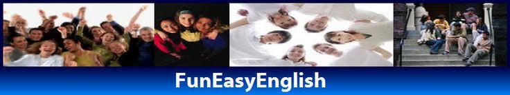 Fun Easy English - American English Grammar.  Free videos to help teach