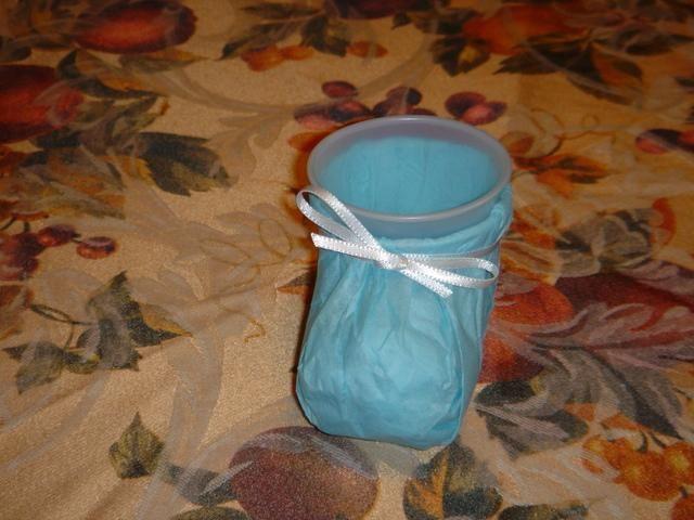Portal de Manualidades: Zapatitos dulceros para baby shower