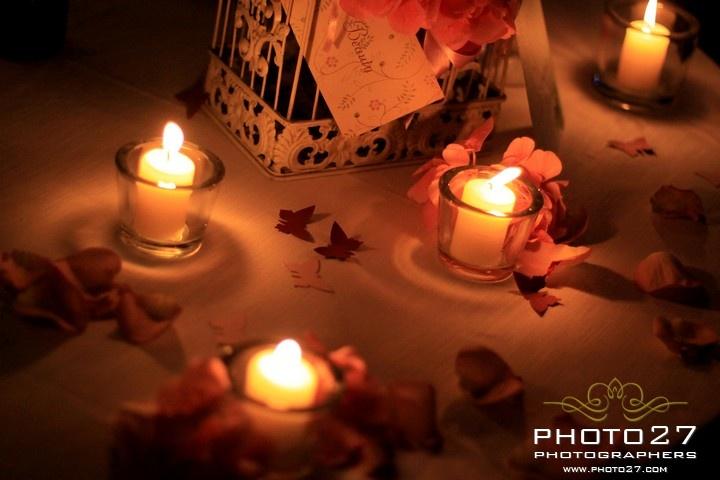 candle #wedding @Agustina Andreoletti @Sasha  Darling