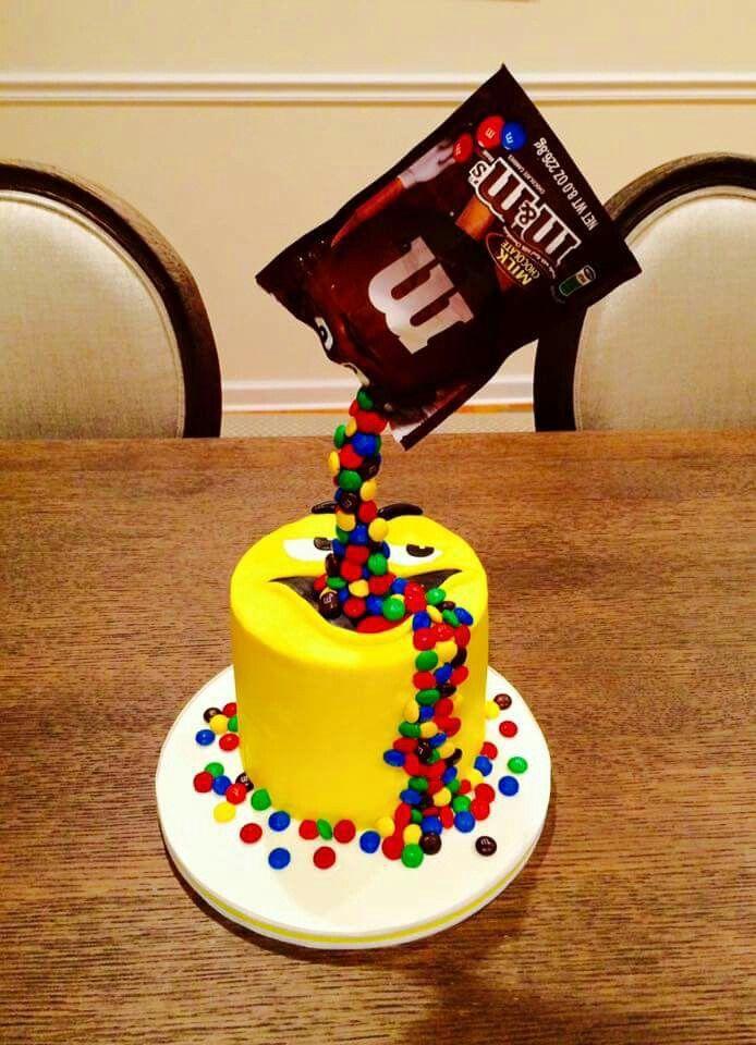 Sydney Van Meter M Amp M S Gravity Defying Cake Cakes