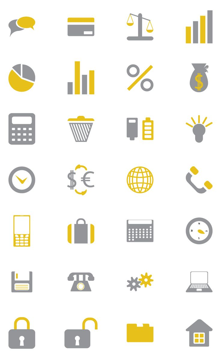 414 best diseo iconos images on pinterest pictogram icon set and iconika free business and financial icon set reheart Gallery