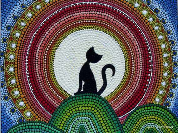 Gato le gusta saludar a imán A amanecer en la nevera que se