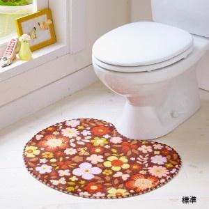 minilabo toilet mat