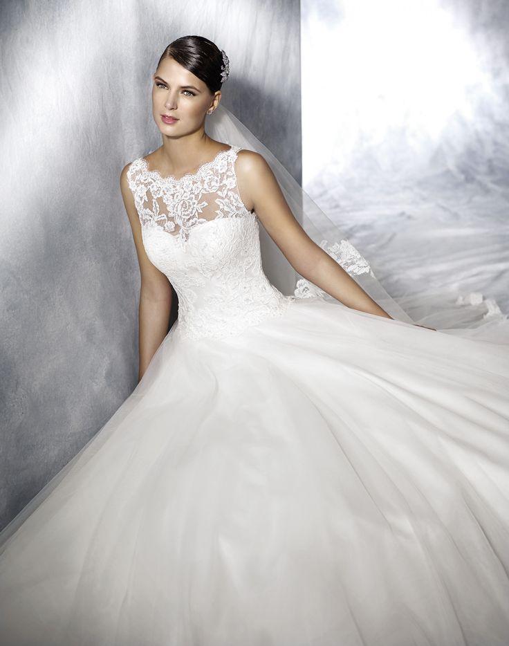 Jill - White One - Esküvői ruhák - Ananász Szalon - esküvői, menyasszonyi és alkalmi ruhaszalon Budapesten