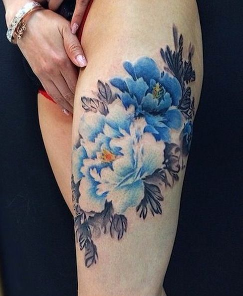 377 Best Images About Foot & Leg Tattoos On Pinterest