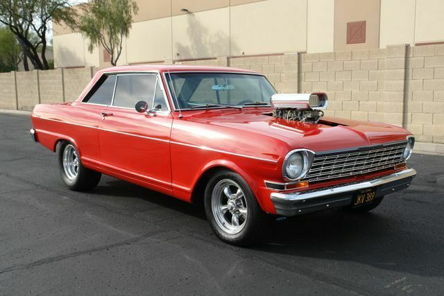 1964 Chevrolet Nova 1964 Chevrolet Nova Red With 52327 Miles Available Now Chevrolet Nova Chevrolet Car Insurance Rates