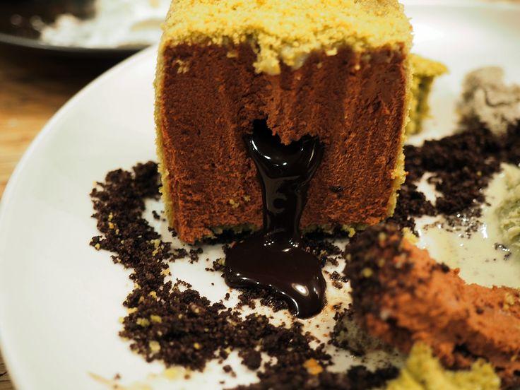 Spot Dessert Bar: Chocolate Forest