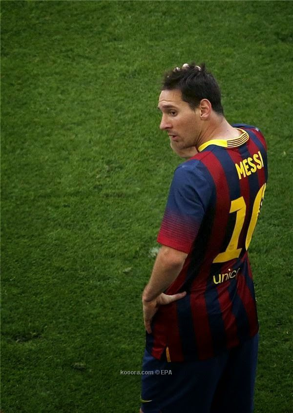 The Legend Lionel Messi: Messi apologizes to everyone