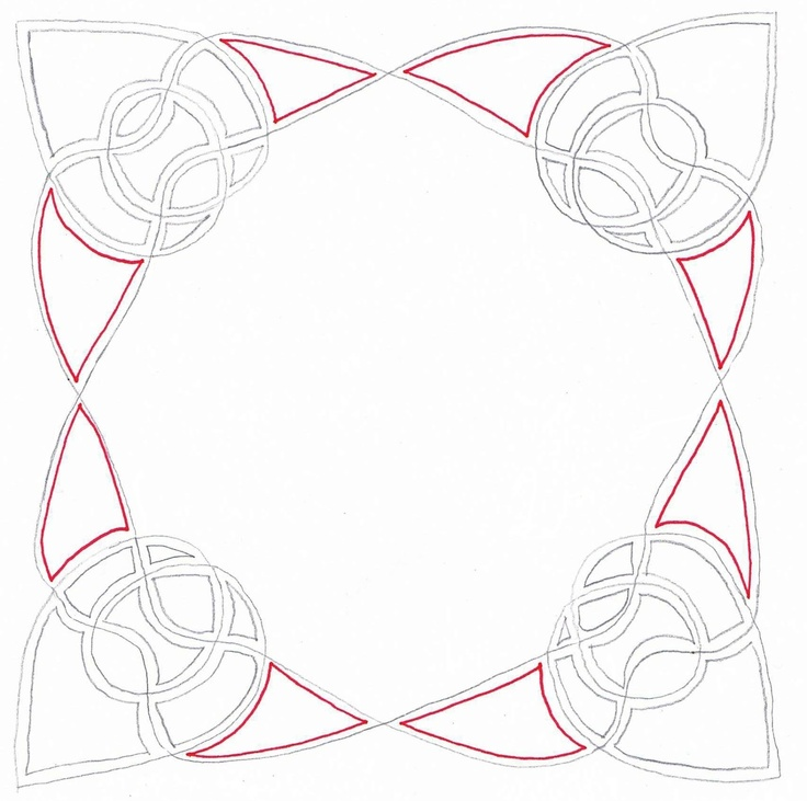 How To Design Celtic Knot Patterns 5