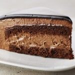 Rich Choclate Mousse Cake