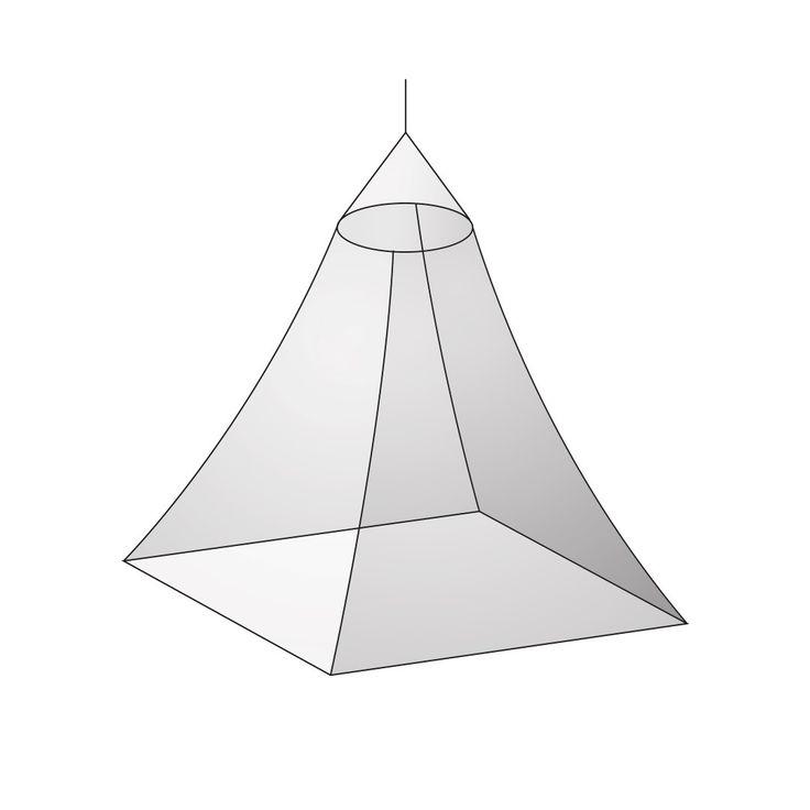 Κουνουπιέρα Basic Nature Klassic Pyramid 850   www.lightgear.gr