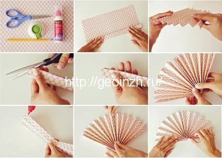 Какие украшения можно сделать из бумаги