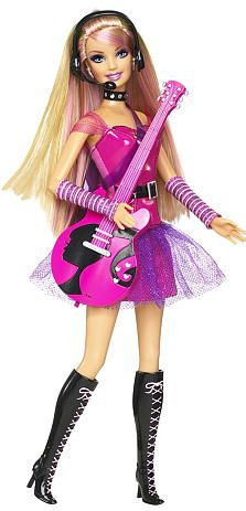 #ToysRus                  #Toys #Dolls              #collect #toda #collectio #vet #barb #dolls #doctor #bride #barbie #kid #race #pet #doll #rock #driver #star #access #car         Barbie I Can Be Doll - Rock Star                    Add your Barbie I Can Be Doll - Rock Star  to your Barbie collection!  Your Barbie I Can Be doll can either be a bride, pet vet, rock star, race car driver, and kid doctor.  Collect them all today! With the Barbie? I Can Be dolls, you'll have access to o…