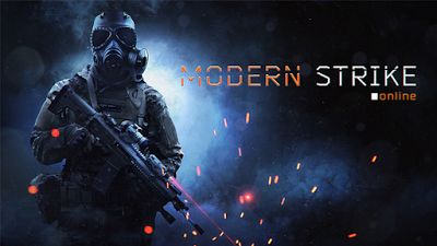 Modern Strike Online Mod APK+DATA [God Mode] Free Android
