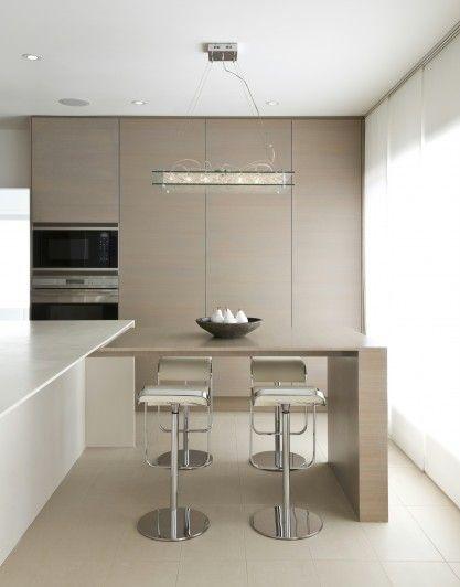 Podríamos hacer una especie de closet asi en la cocina para tapar el tablero