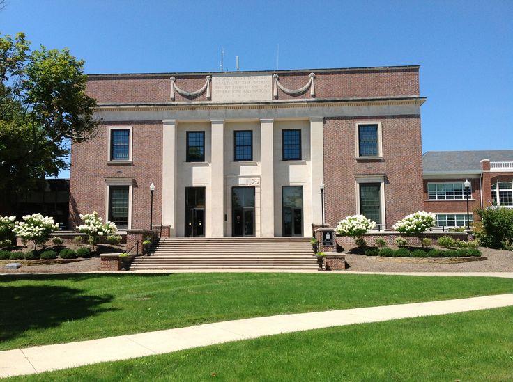 Library · Denison University Part 76