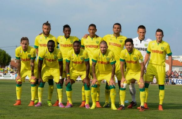 Equipe du FC Nantes