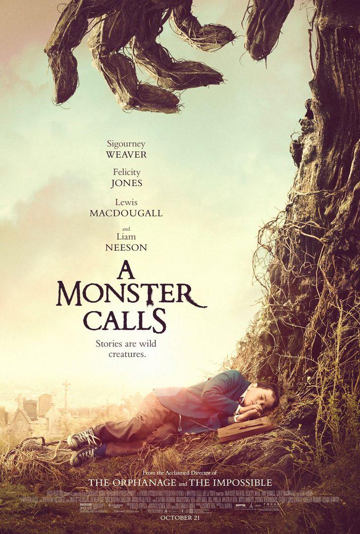 monster resignation letter%0A A Monster Calls