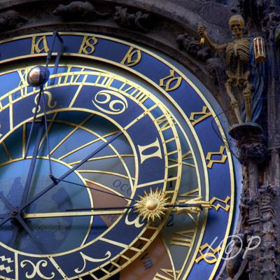 Prague Clock (HDR)  #AWomansPraugeative #OPIEuroCentrale