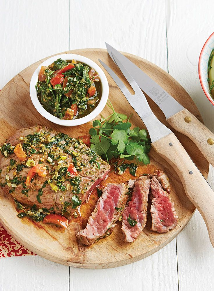 Chateaubriand sauce chimichurri  www.simplyyoubox.be/fr/20171607?utm_campaign=trv-w20-trf-simply%20you%20box&utm_medium=social&utm_source=pinterest-fr&utm_content=board%20meat&utm_term=image
