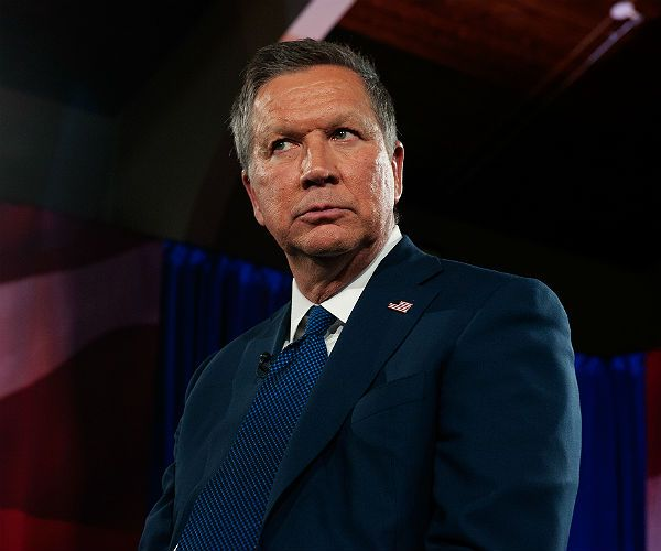 Kasich: Midterms May Be Beginning of End for 2-Party System - Newsmax