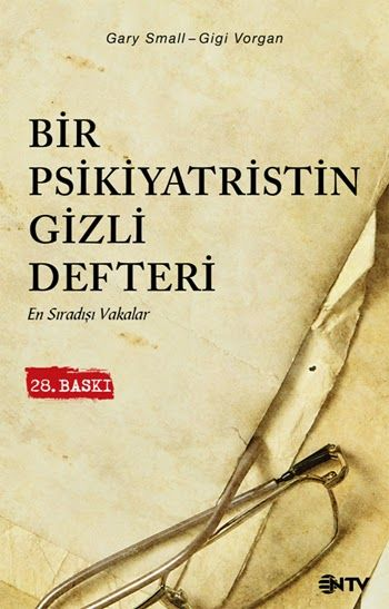 OrjinalPeri: Kitap - Bir Psikiyatristin Gizli Defteri #kitap #garysmall #gigivorgan #book #ebook