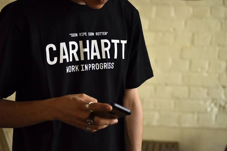 carharttwip soon t