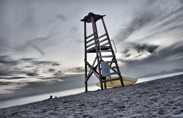 Greece, Kalamaki - Alimos Beach, Attiki