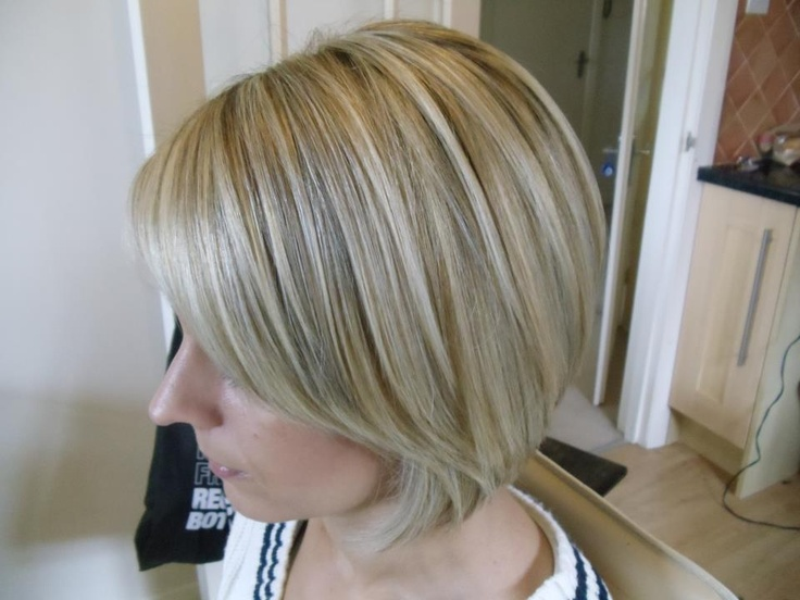 Hair styles by Stacey Carter. Hairdresser #Bournemouth #Poole #Dorset #Shorthair #Highlights