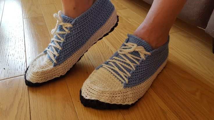 Low Top Sneaker Slippers