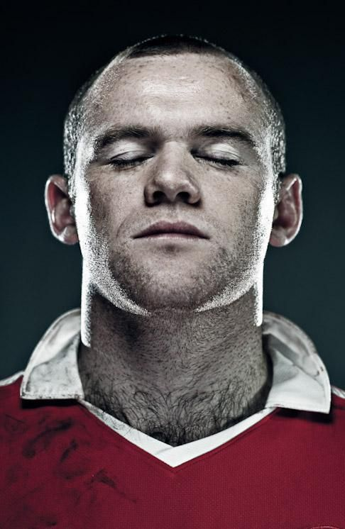 Rooney. Terrorizing goalies in the Premiership for as long as I have been alive.
