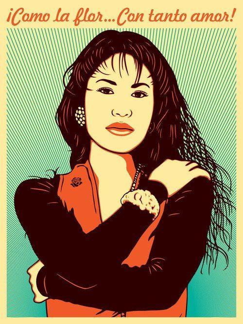 conoces a Selena Quintanilla como la original Selena y aun te acuerdas yescuchas de su musica <3