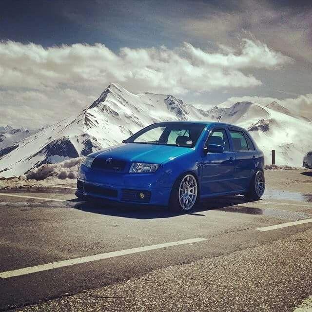 Fabia Vrs on XXR wheels