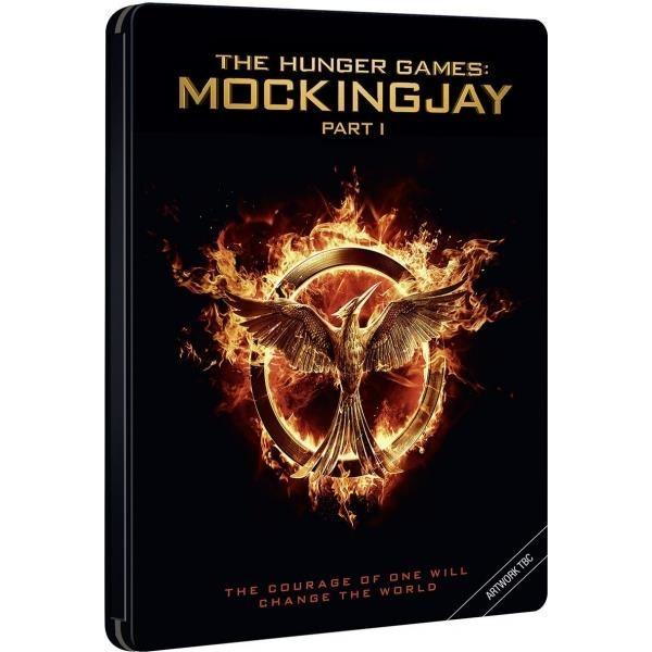 http://ift.tt/2dNUwca | The Hunger Games: Mockingjay - Part 1 Steelbook Blu-ray | #Movies #film #trailers #blu-ray #dvd #tv #Comedy #Action #Adventure #Classics online movies watch movies  tv shows Science Fiction Kids & Family Mystery Thrillers #Romance film review movie reviews movies reviews