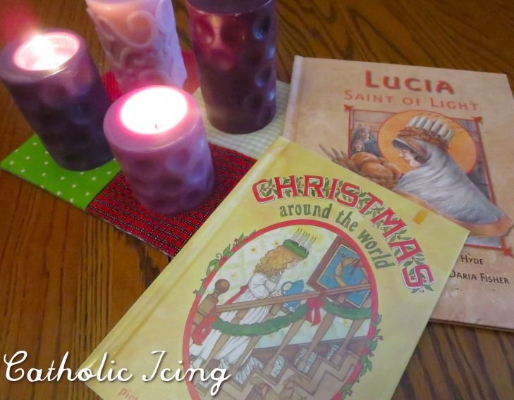 st lucy picture books for catholic kids