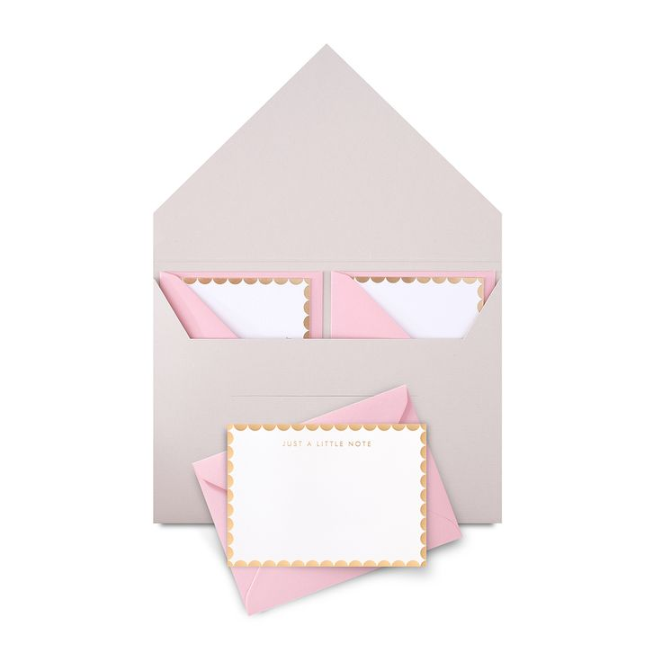 'Just a little note' notelets by Studio Sarah