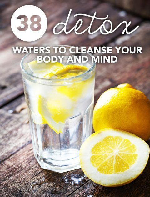 Drinking detox water is a great way to stay hydrated during a detox, and can be …