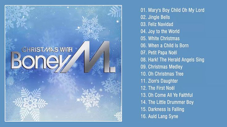 Boney M Christmas Album 2018 - Best Christmas Songs Of Boney M Christmas...