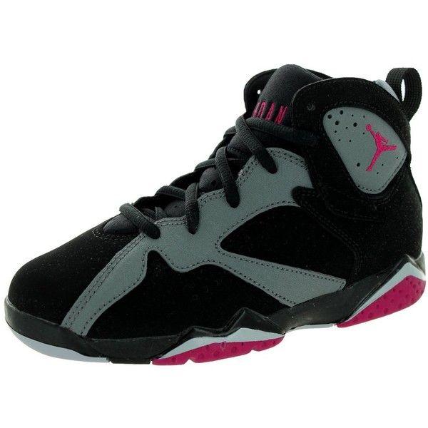 bdad72d2b0120 Amazon.com: Nike Jordan Kids Jordan 7 Retro GP Basketball Shoe ...