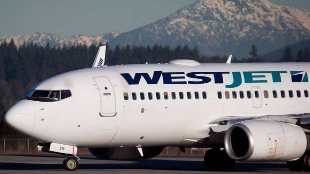 Dial 1 877 294 2845 Westjet Airlines Booking Get Online Cheap